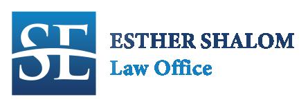 לוגו אסתר שלום עו''ד